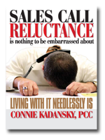 Sales Call Reluctance Book