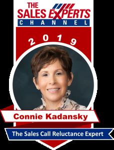 Badge Sales expert Presenter 2019