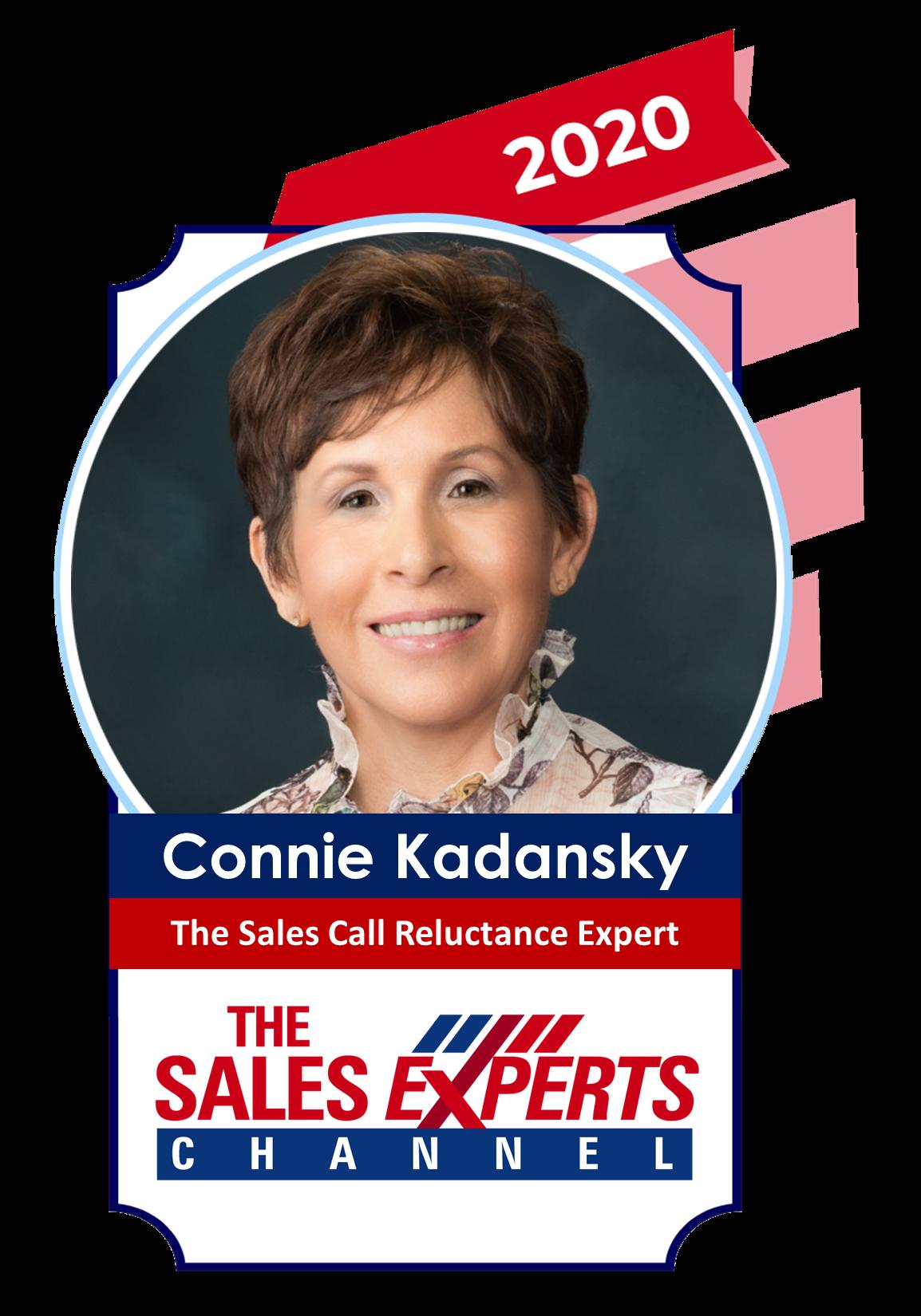 Badge Sales expert Presenter 2020